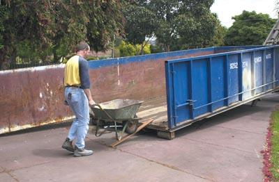 Waste Disposal Bin Rental