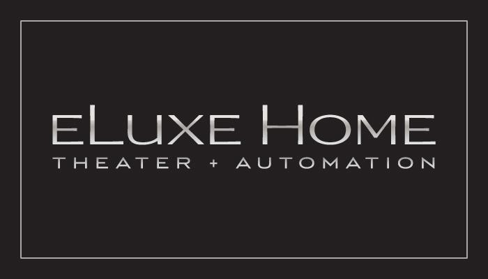 eLuxe Home Theater + Automation